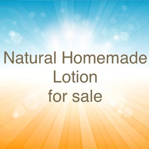 Other - Natural Lotions for Sale